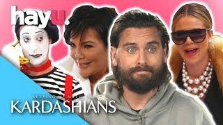 Kardashian Pranks Part 3   Keeping Up With The Kardashians