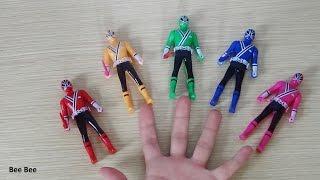 Superheroes Finger Family Song