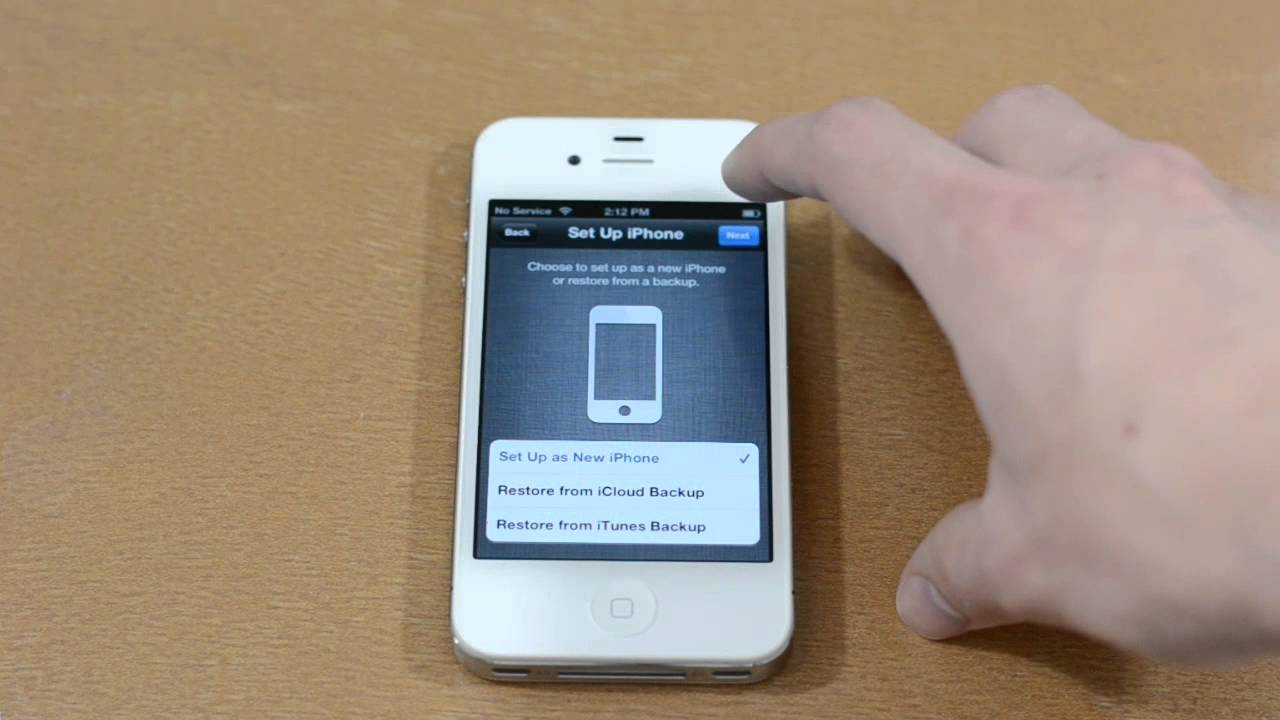how to activate iphone 4 for verizon