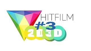 HitFilm training #3: Ga de uitdaging aan met Effecten en Composit shots!