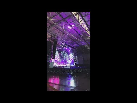 Britney: Live In Concert - Sound Test (Taipei, Taiwan)