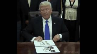 Trump Draws - complete, yuhe compilation