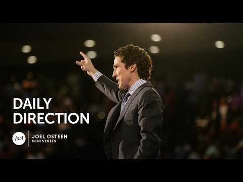 Joel Osteen - Daily Direction