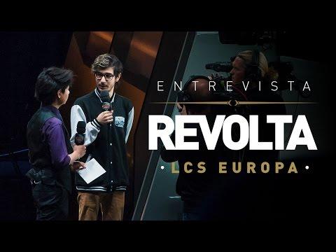 Entrevista com Revolta na EU LCS (Agosto/16)
