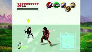 The Legend of Zelda: Ocarina of Time Episode 28 - Reflection