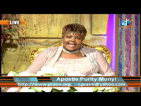 Apostle Purity Munyi Into The Chambers Of The King 04-10-2020