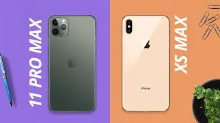 iPhone 11 PRO MAX vs iPhone XS Max [Comparativo]