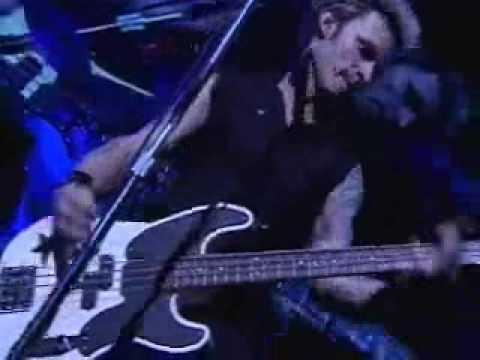 Green Day Whatsername Live