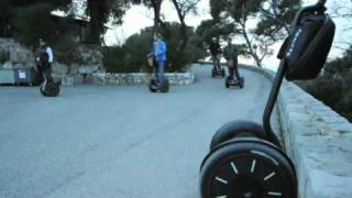 Segway entre collégues