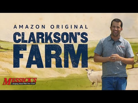 Equipment Dealer Reacts to 'Clarkson's Farm' Picture