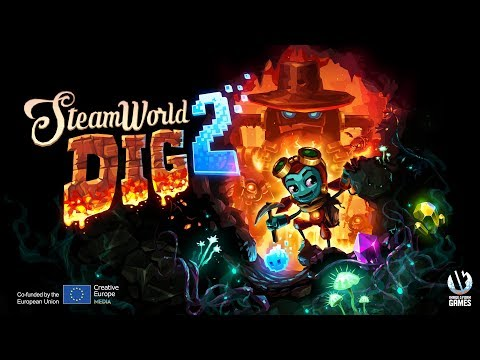 SteamWorld Dig 2 Video Screenshot 2