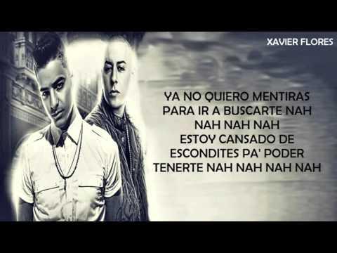 Maluma Ft. Cosculluela -Pretextos | Video Lyric (letra)