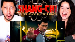 Shang-Chi and the Legend of the Ten Rings   Official Teaser Reaction   Marvel Studios   Jaby Koay