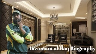 Inzamam ul Haq Biography   Lifestory   Family   Net Worth