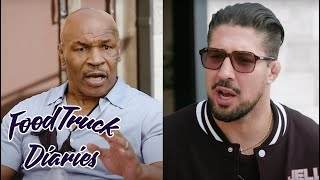 Mike Tyson | Food Truck Diaries | BELOW THE BELT with Brendan Schaub