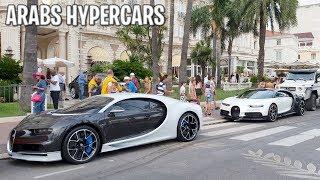3 BUGATTI CHIRON à Cannes en un seul Carspotting ! LA FOLIE !
