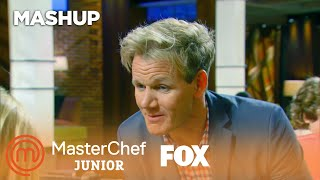 Gordon Ramsay Is Asked Politely To Leave | Season 5: An Extra Serving | MASTERCHEF JUNIOR