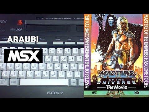 Masters of the Universe (Gremlin Graphics, 1987) MSX [434] Walkthrough Comentado