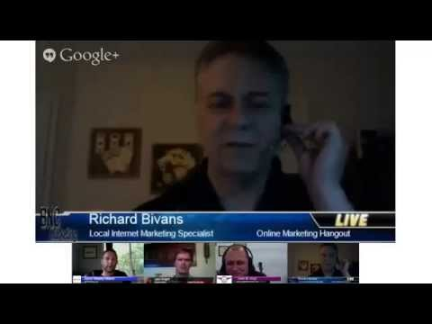 Online Marketing Panel Discussion - Google Hangout