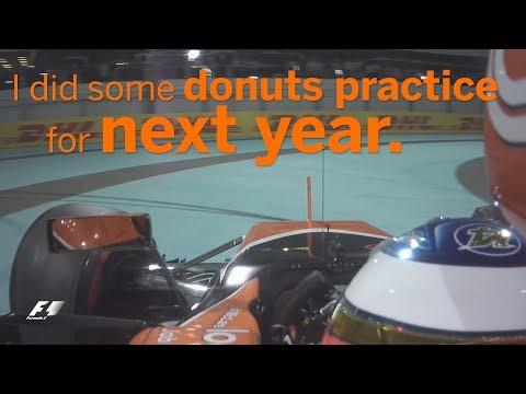 2017 Abu Dhabi Grand Prix | Best Of Team Radio