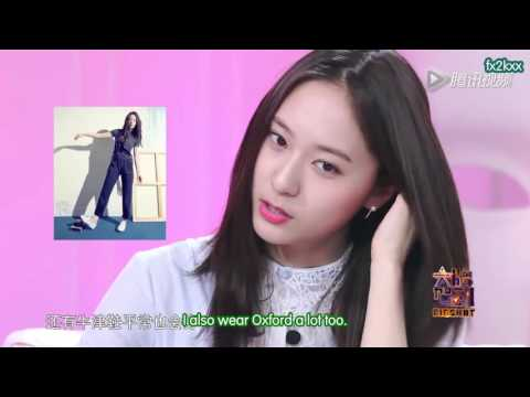 [ENG SUB] 160329 - Krystal x Big Shot Interview