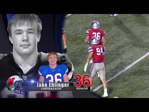 QB Sack Jake Ehlinger - Westlake vs Austin High 2018