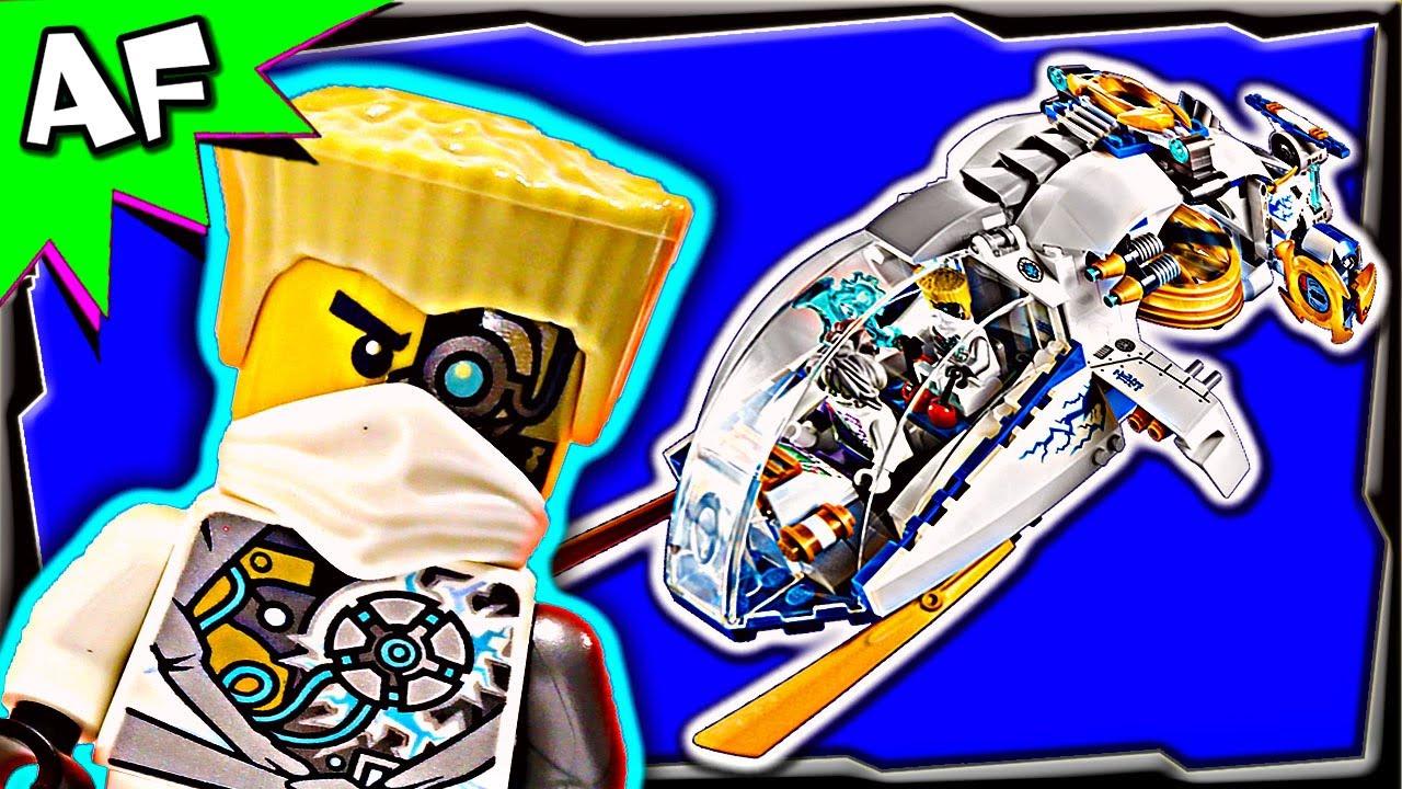 Lego Ninjago Rebooted – Bexdyie