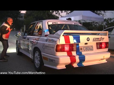 Rally Cars Anti-Lag Launches  Accelerations! – Rally Legend 2016