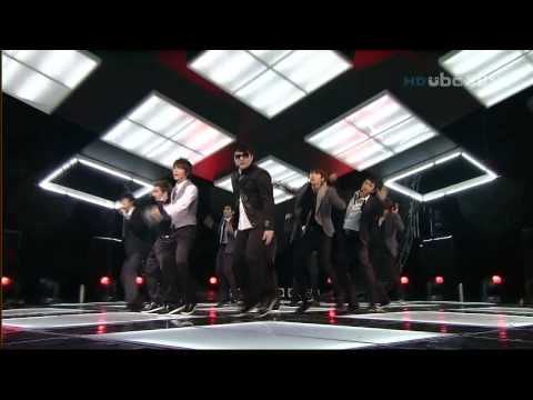 Super Junior - Sorry, Sorry - Live