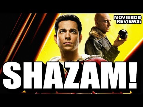 MovieBob Reviews: Shazam!