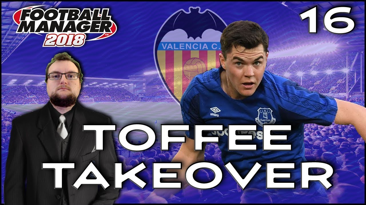 Toffee Takeover | Episode 16 | Going Batty | Football Manager 2018