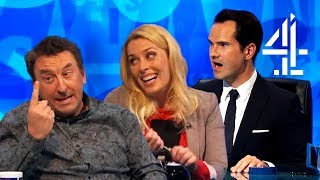 Lee Mack's FUNNIEST Moments | Part 2 | 8 Out of 10 Cats Does Countdown