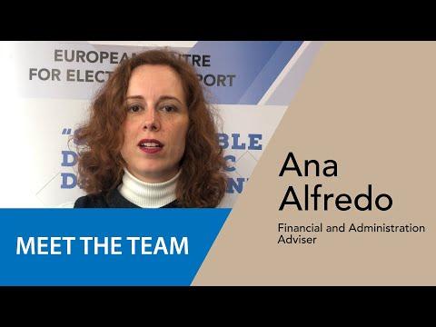 Ana Alfredo - Financial and Administration Adviser
