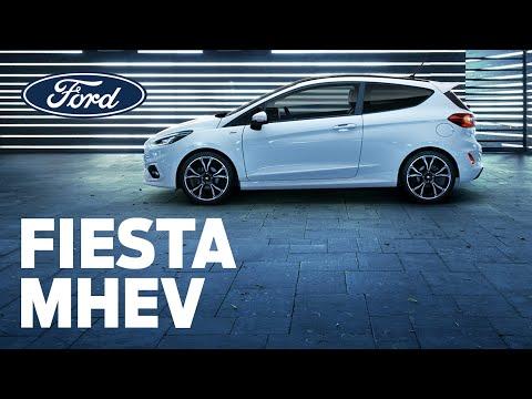 Trecere în revistă a tehnologiei Ford Fiesta Mild Hybrid Engine | Ford Romania