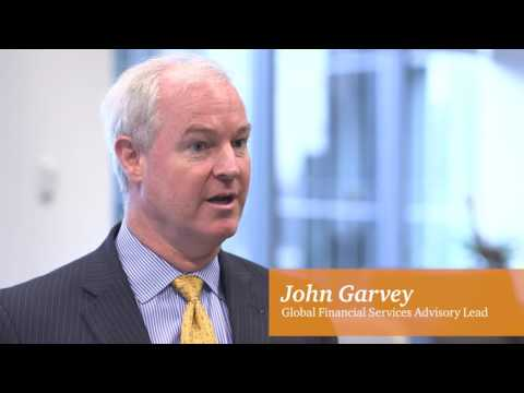 Future of Financial Services - John Garvey's shares a major industry trend into 2020
