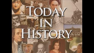 Today in History for July 30th