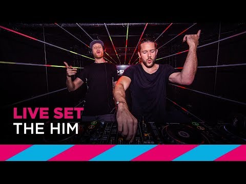 The Him (DJ-set LIVE @ ADE)   SLAM!