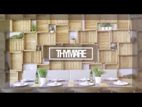 Thymare - Sea food pleasure at Makedonia Palace Hotel