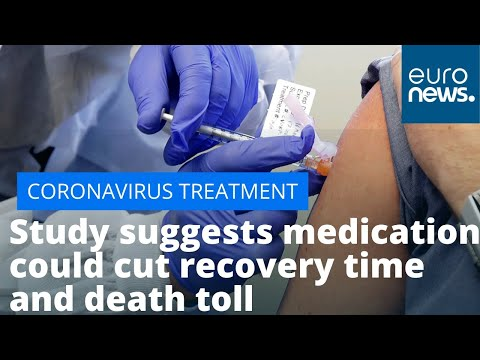 Hope for antiviral drug: US study suggests medication could cut recovery time and death toll photo
