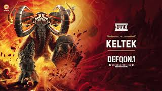 The Colors of Defqon.1 2018   UV mix by KELTEK