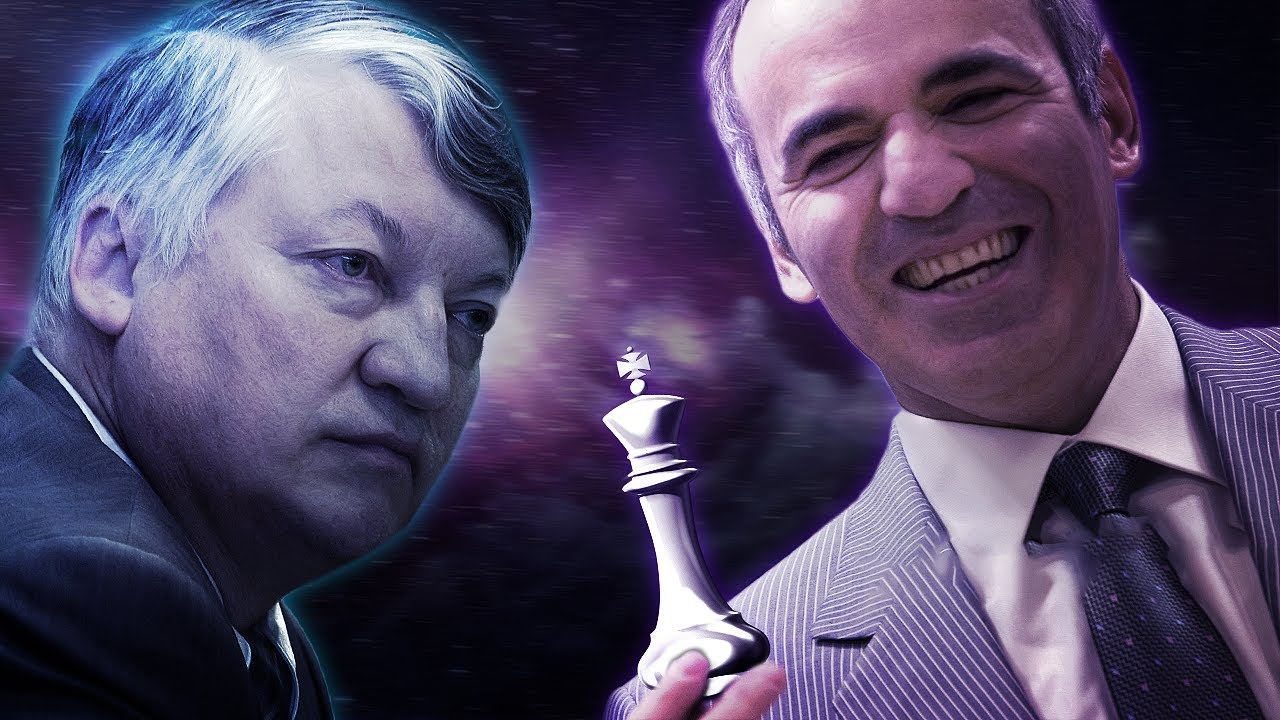 The Greatest Chess Rivalry In History