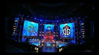 ESL ONE Katowice Team OG vs NiP Live Commentary
