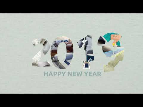 Greetings 2019 – Marine