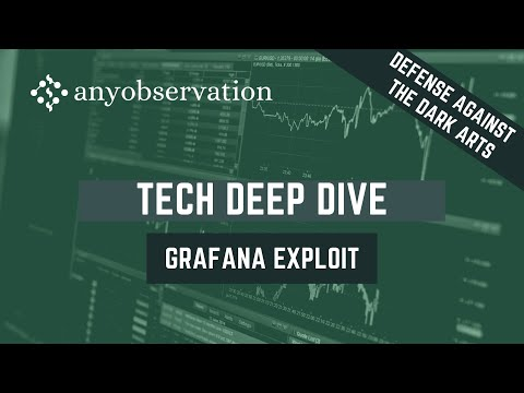 Grafana Exploit | Showcase of hack | Tech Deepdive with Charles