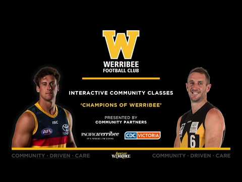 Champions of Werribee: Kyle Hartigan
