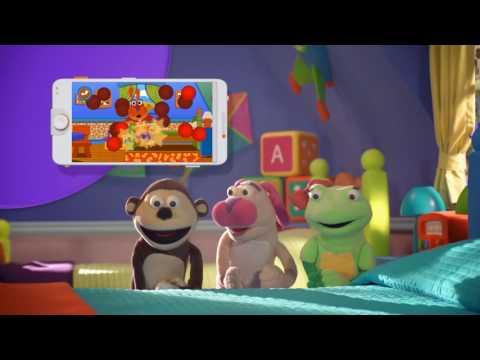 """Nueva app de """"Bubba y sus amigos"""""""