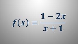 Racionalna funkcija 3