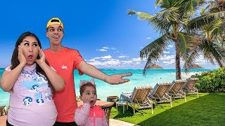 Surprising My GIRLFRIEND with her DREAM VACATION.... *Emotional*