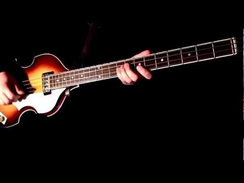 The Beatles- Boys (Bass Cover)