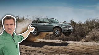Every Car Company Should Be Making an Off-Road SUV
